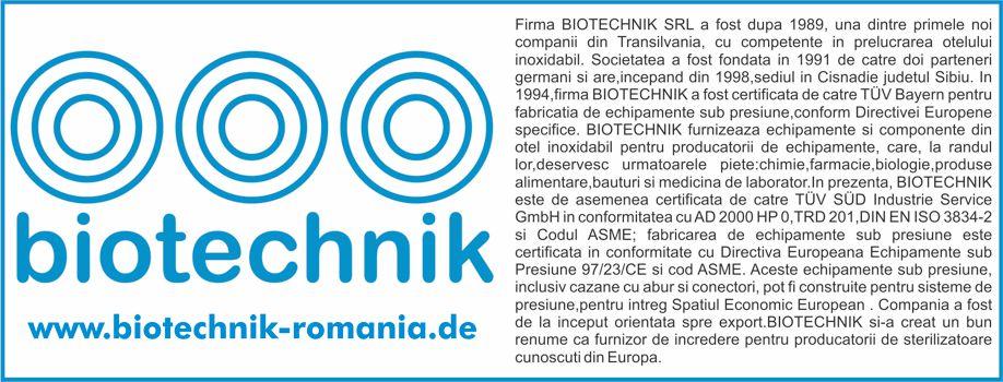 biotechnik www_biotechnik-romania_de
