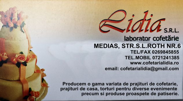 lidia www_cofetarialidia_ro