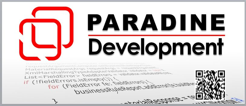 paradine development www_paradine-development_ro
