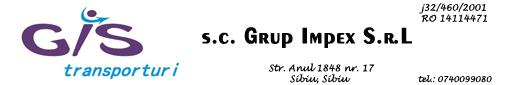 grup impex 2015