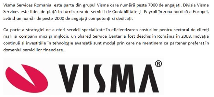 visma services romania www_visma_com 2015