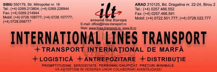 international lines transport 2017