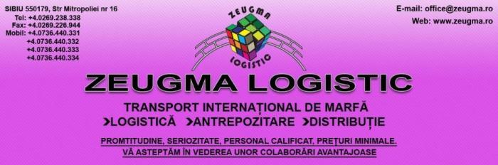 zeugma logistic 2017
